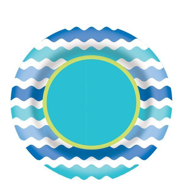 Cool Sea Plate