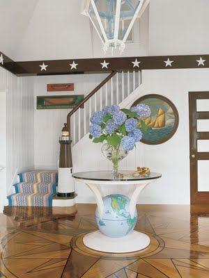Diamond Baratta Design Decor, Lighthouse decor, Global decor