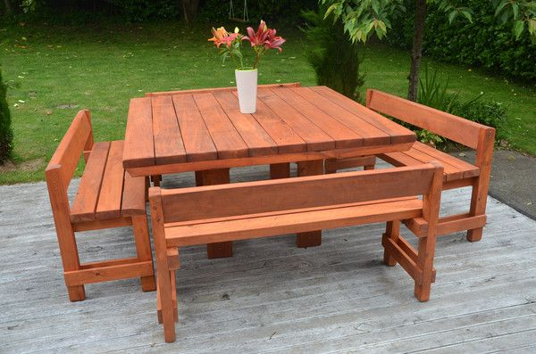 Cool 1 5 X 1 5 Square Macrocarpa Outdoor Table Piha Outdoor Gmtry Best Dining Table And Chair Ideas Images Gmtryco
