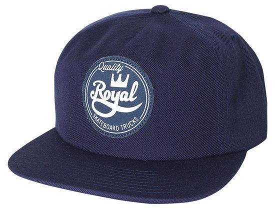 Seal Snapback Cap by ROYAL  3d8976d87de6