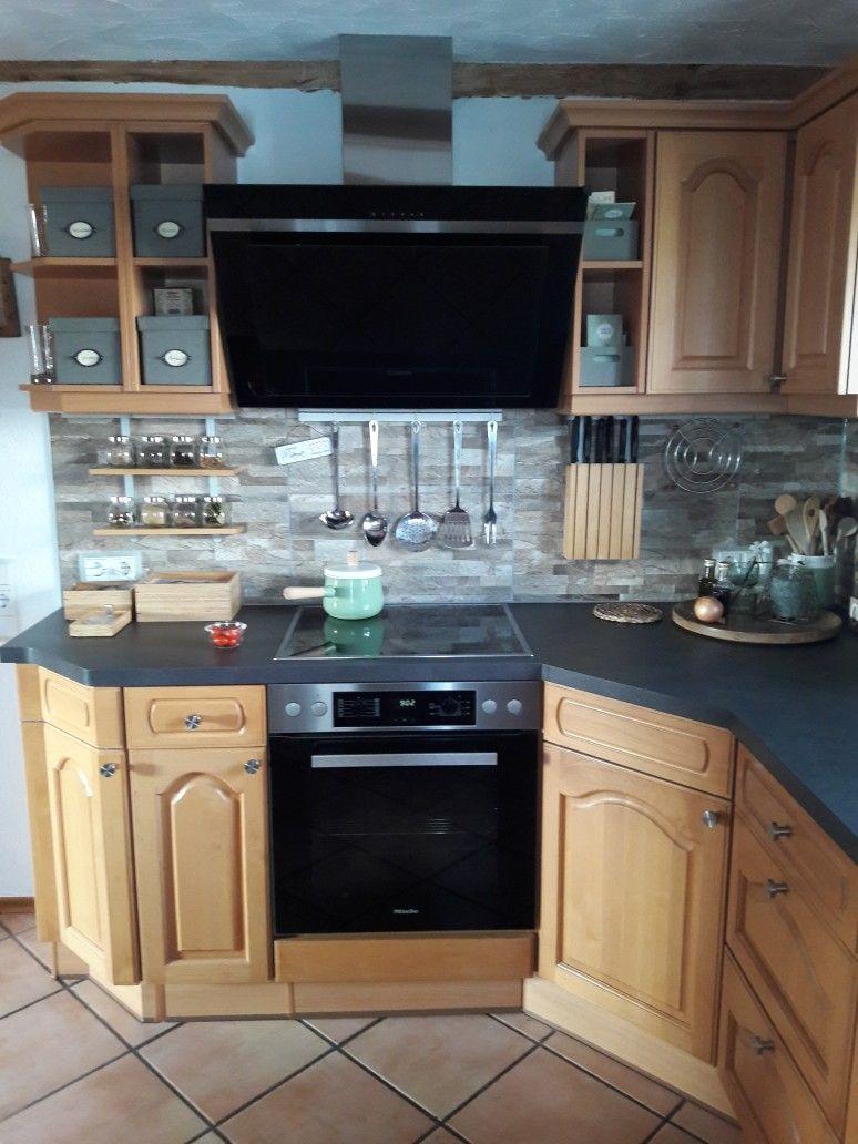 Neu renovierte Küche. Aus alt mach neu - DIY | DIY Marianne | Küche ...