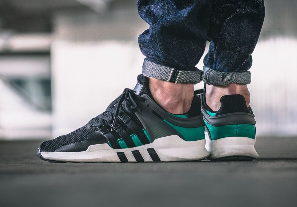 Adidas Adds A Primeknit Upper To The EQT Support ADV