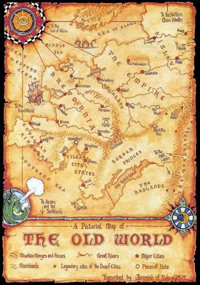 Soggy Treasure Map : soggy, treasure, World, Fantasy, Antique, Maps,, Vintage