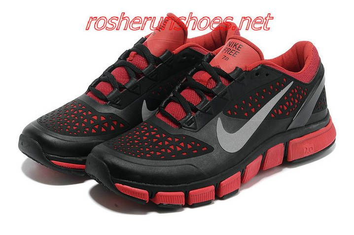 Nike Free Trainer 7.0 Black Leather Cym