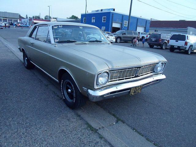 1969 Ford Falcon Futura Ford Falcon Ford Sports Coupe