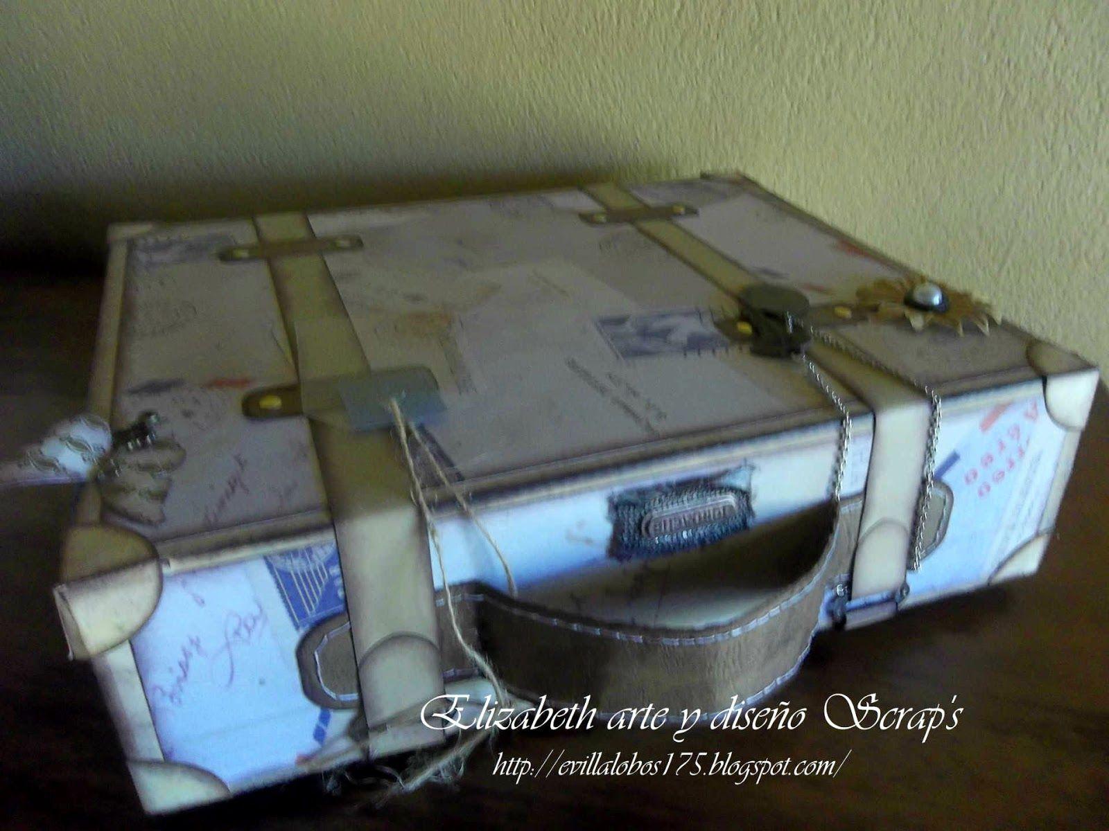 Elizabeth arte y diseño Scrap's