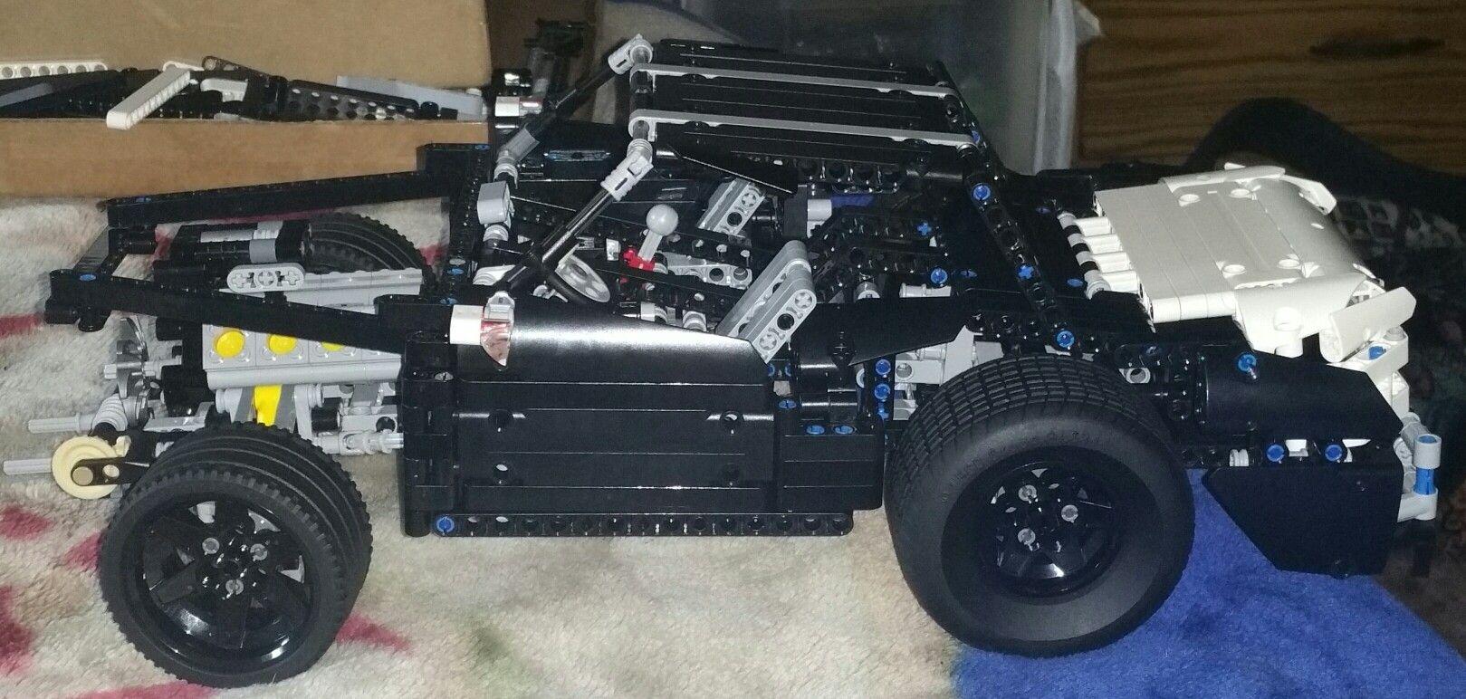 Pin on LEGO TECHNIC CARS,TRUCKS,SUVS