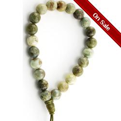 Connemara Marble Bead Bracelet