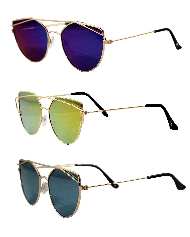 0ae4b39346 Rst Aviator Unisex Sunglasses Pack Of 3 (Rst-B-Qc29