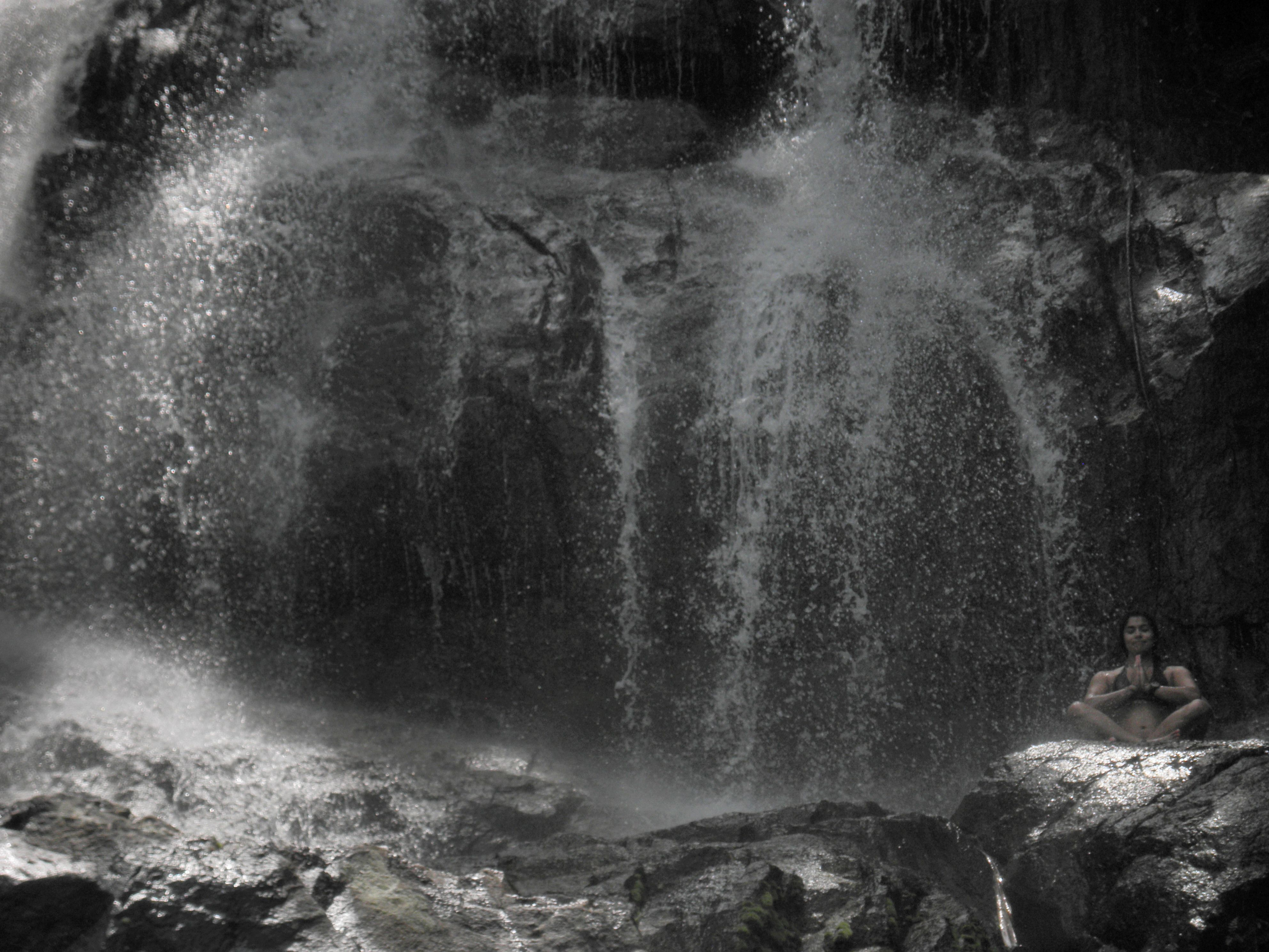 Thailand Waterfall Serenity Or Something Like That