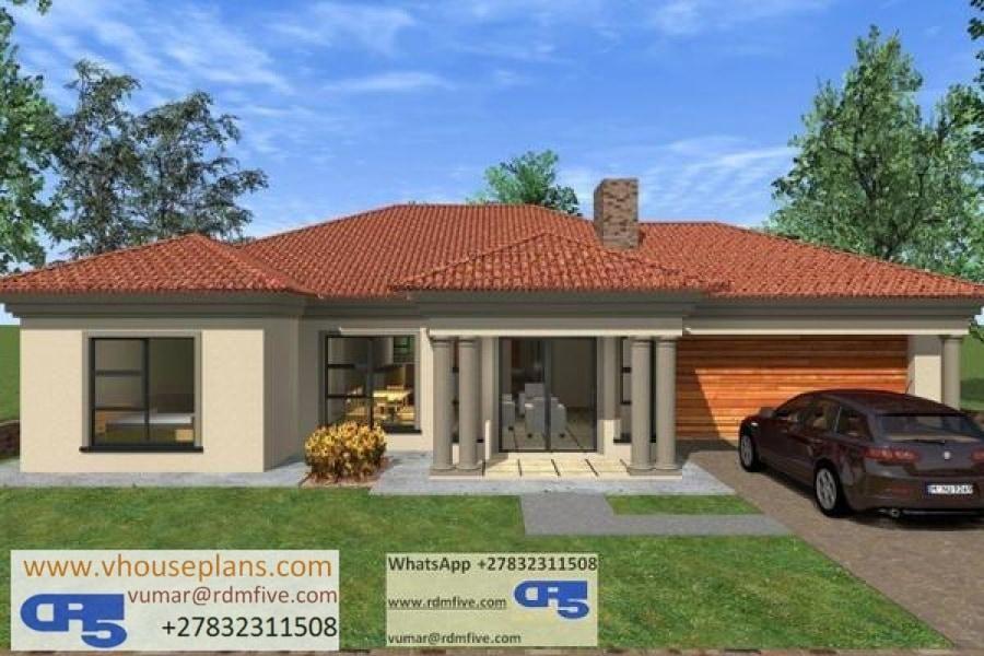 RDM5 House Plan No W2378 | Tuscan house, Single storey ...