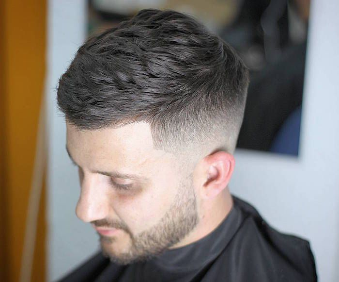 1001 id es coiffure homme court coiffure homme et marque - Coiffure homme court ...