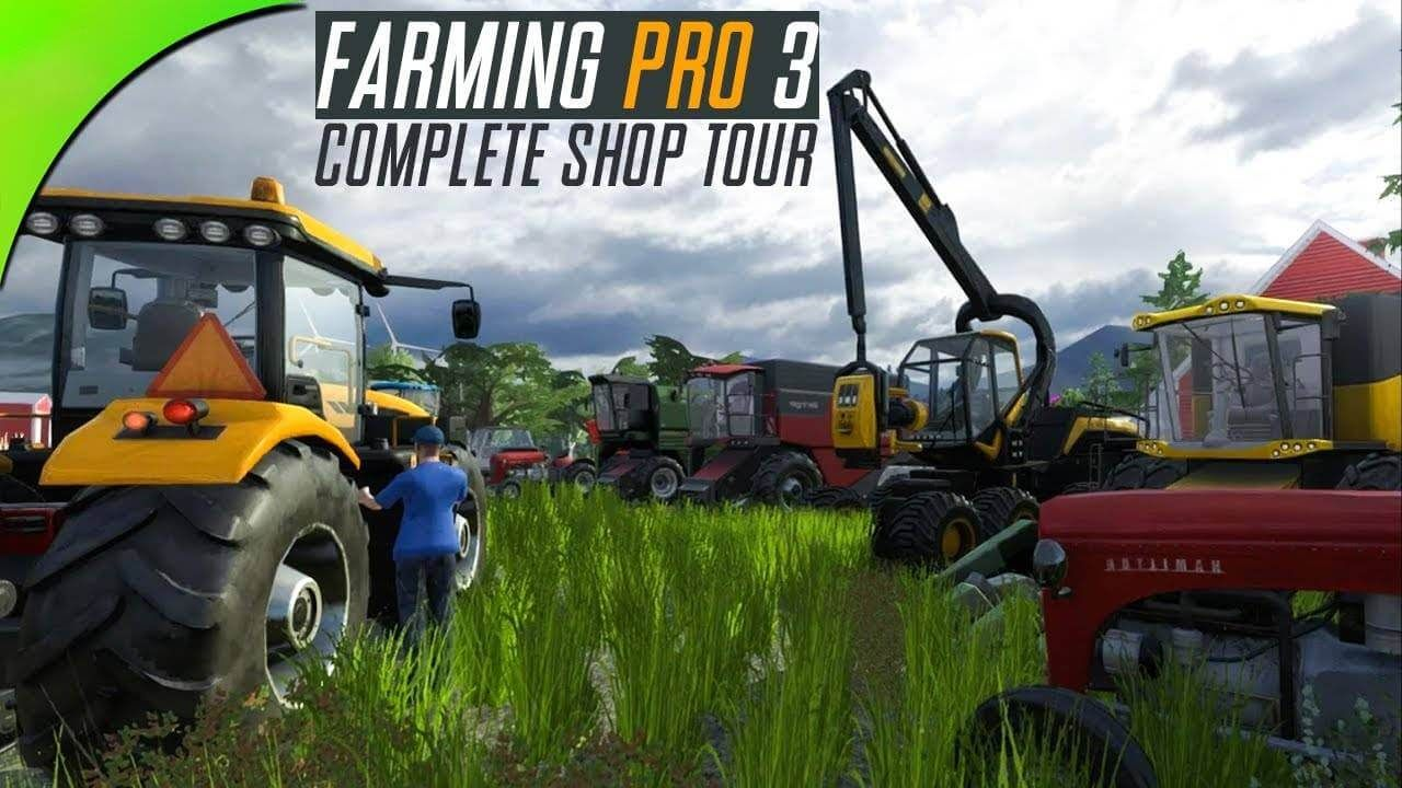 Download Farming Pro 3 Mod Apk 1 0 Unlimited Money Farm Farming Simulator Mod