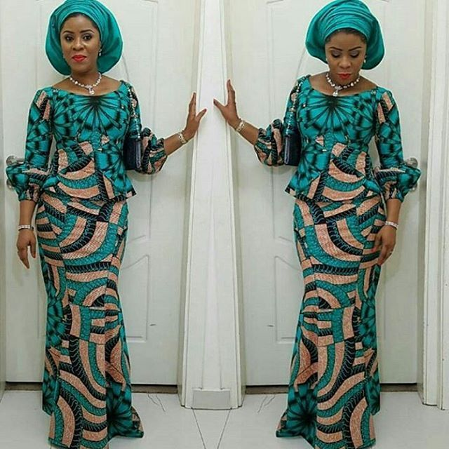 Pin By Oge Nwa On Woman Dresses In 2019
