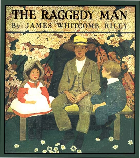 JAMES WHITCOMB RILEY.