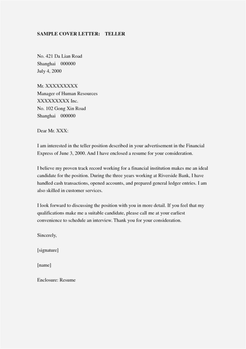 67 Beautiful Photos Of Resume format for Bank Teller ...