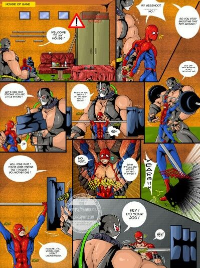 Pin marcos rolin on comic spiderman pinterest