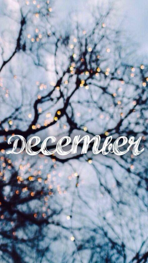 December #decembrefondecran