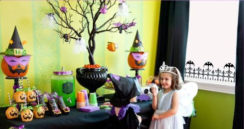 toddler halloween party ideas for all the DIY Halloween - decorating for halloween party