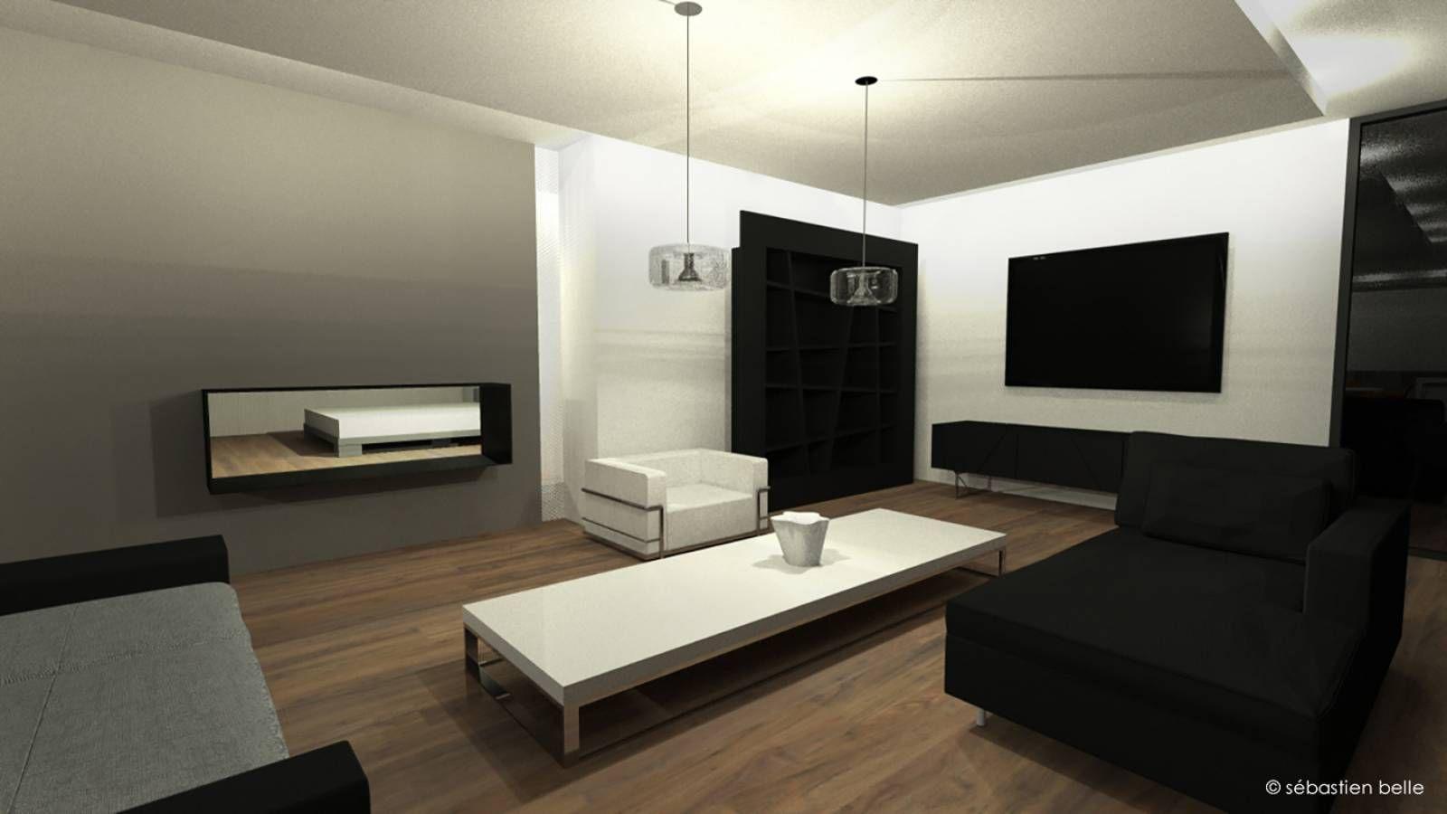 intérieur design de maison contemporaine à Aix-en-Provence | Maison ...
