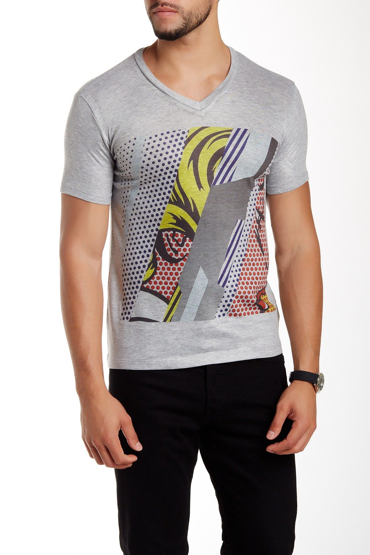 dfe2a78f962d Contemporary Art Tee by Go Couture on @HauteLook Up to 75% Off ...