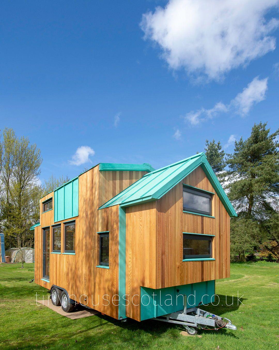 NestPod by Tiny House Scotland  Tiny house, Tiny house trailer