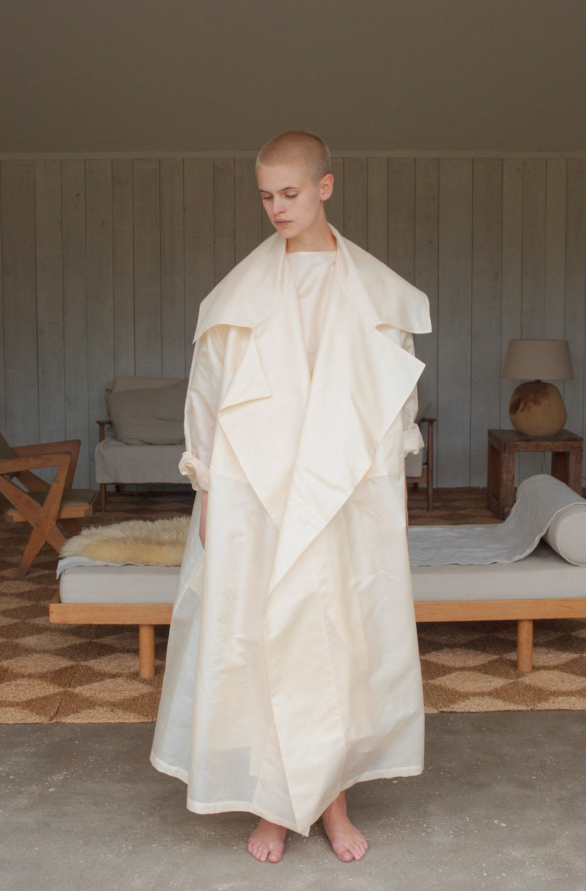 Toogood Unisexwear celebrates the craft and the toil of the workers
