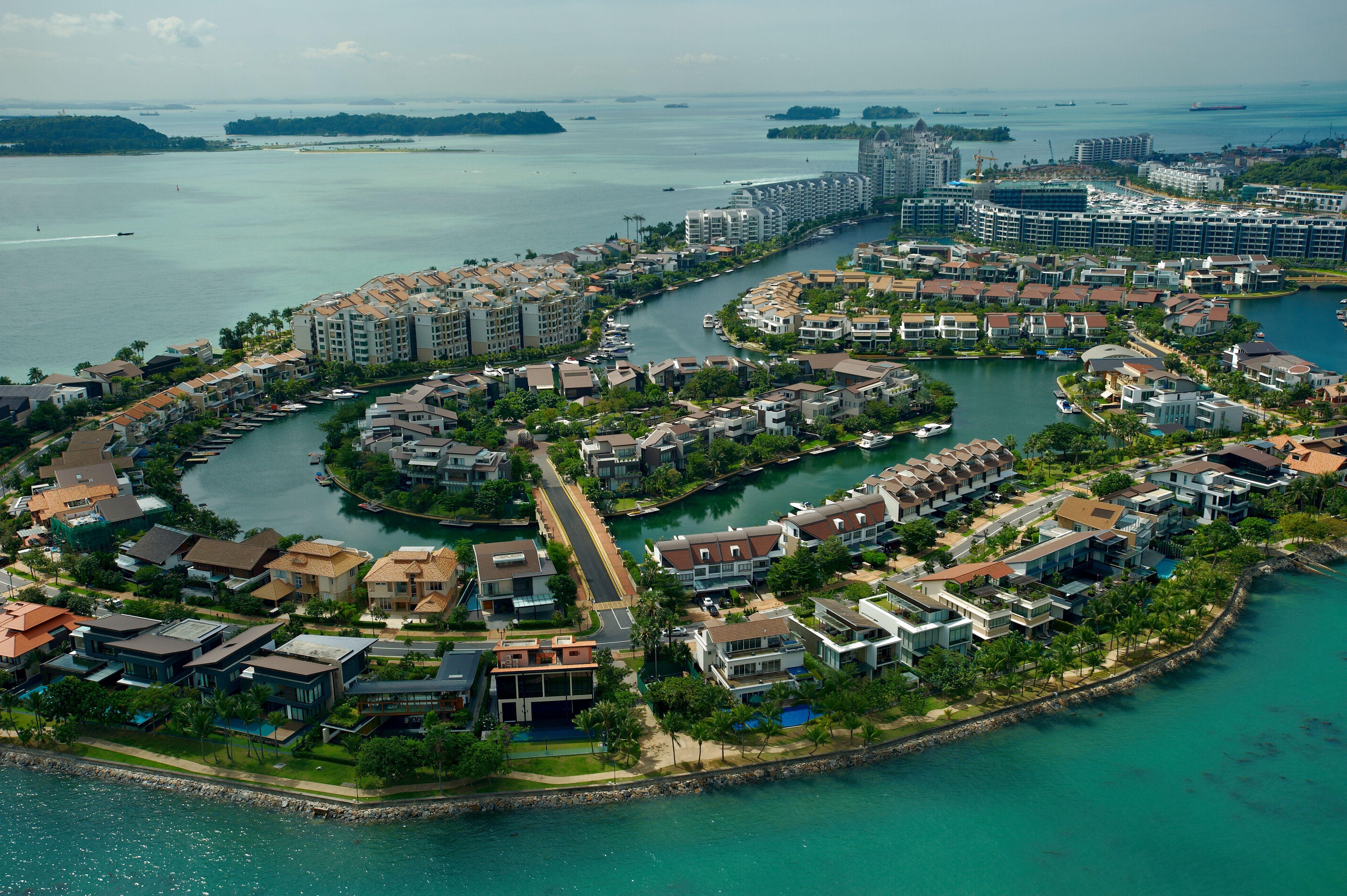 Sentosa Cove Singapore