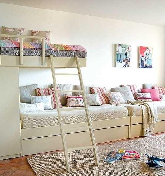 Two Children Bedrooms Kids Room Design 23 Jpg 562 600 Kids Room Design Bedroom Interior Kids Bedroom Decor