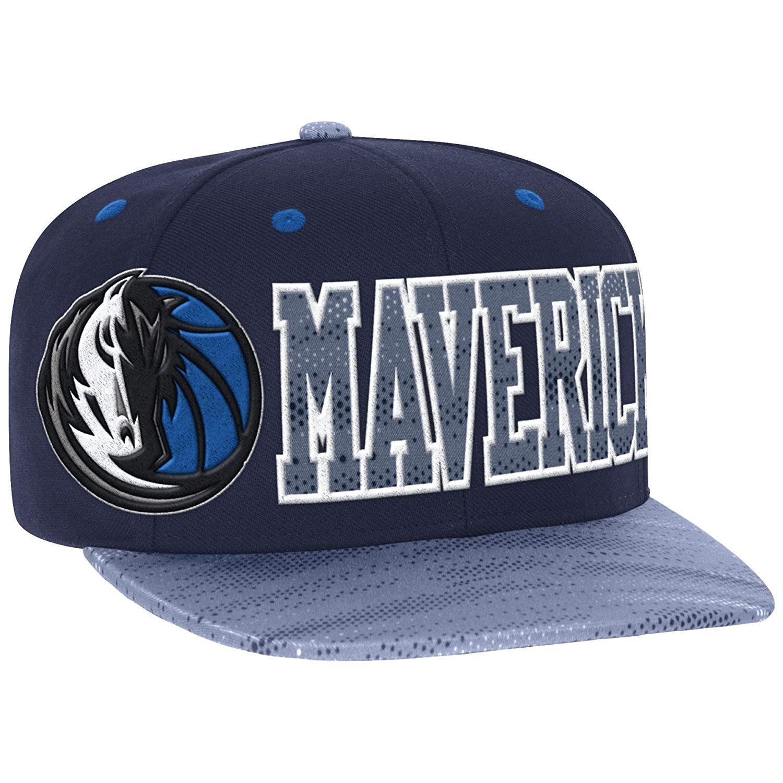 9369e8d467c adidas NBA Dallas Mavericks Men s Surface Snapback Hat