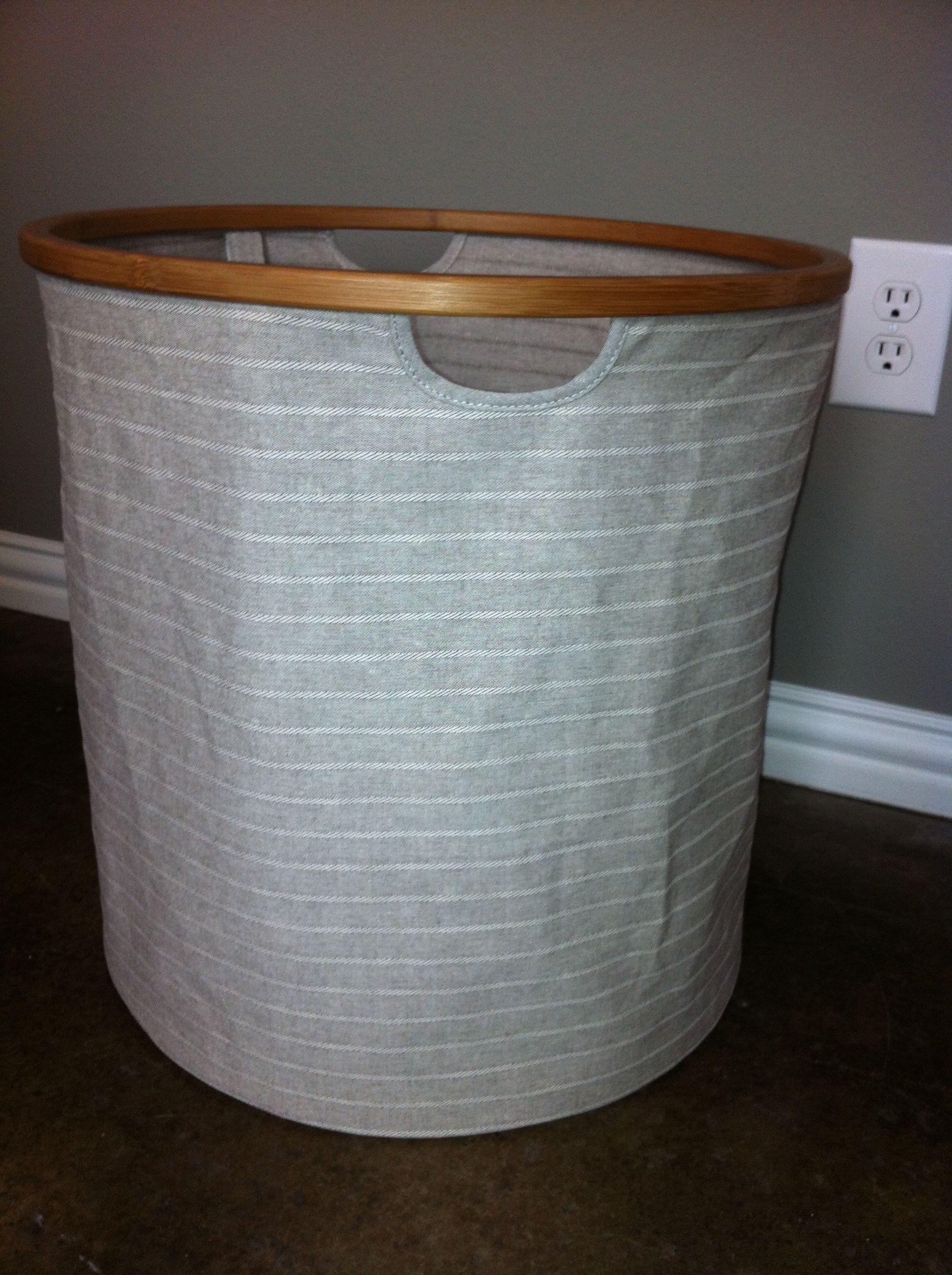 Laundry Hamper From Home Goods Score Laundry Hamper Home