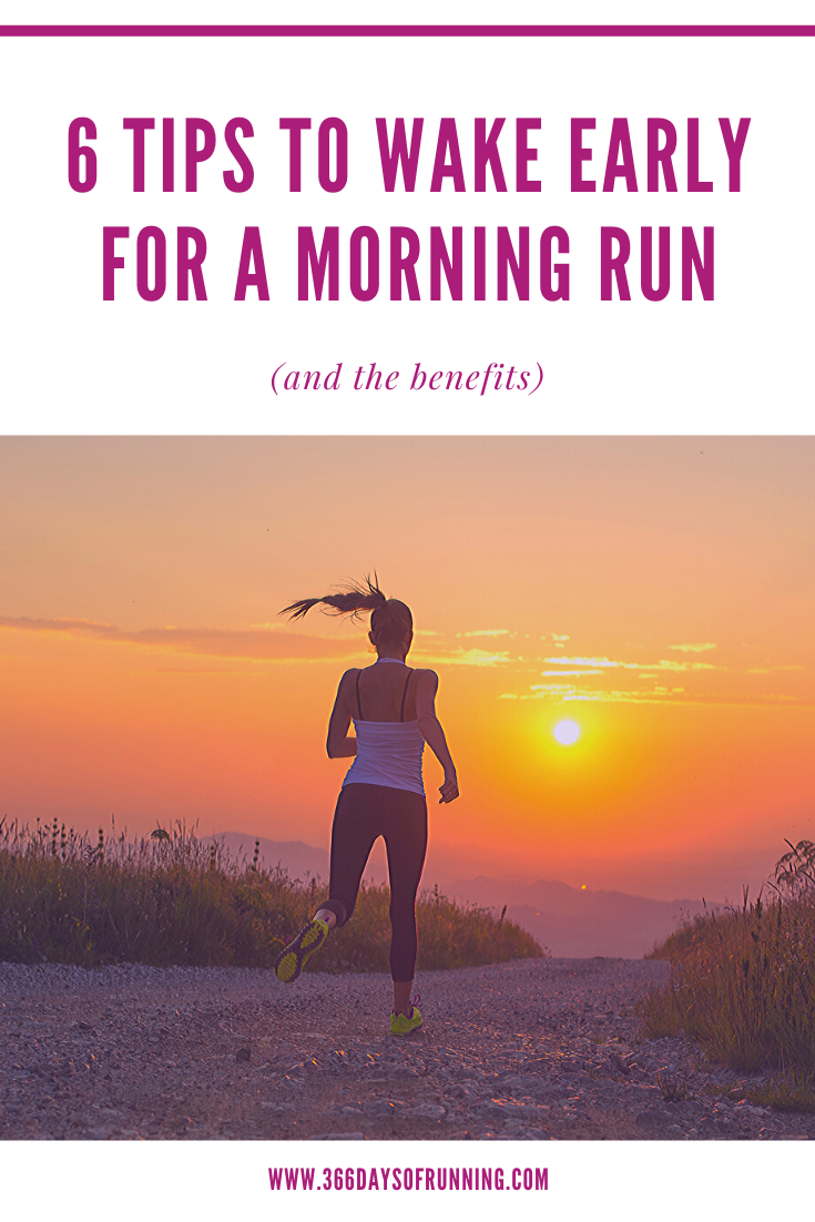 6 tips to wake early for a morning run (and the benefits) | The benefits of being a morning runner |...