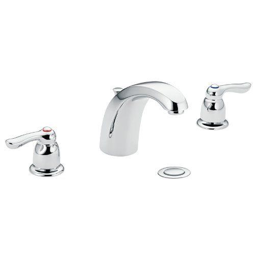 Bathroom Faucets Diy Moen 4945 Chateau Twohandle Low Arc Bathroom Faucet Chrome Low Arc Bathroom Faucet Bathroom Faucets Chrome Widespread Bathroom Faucet