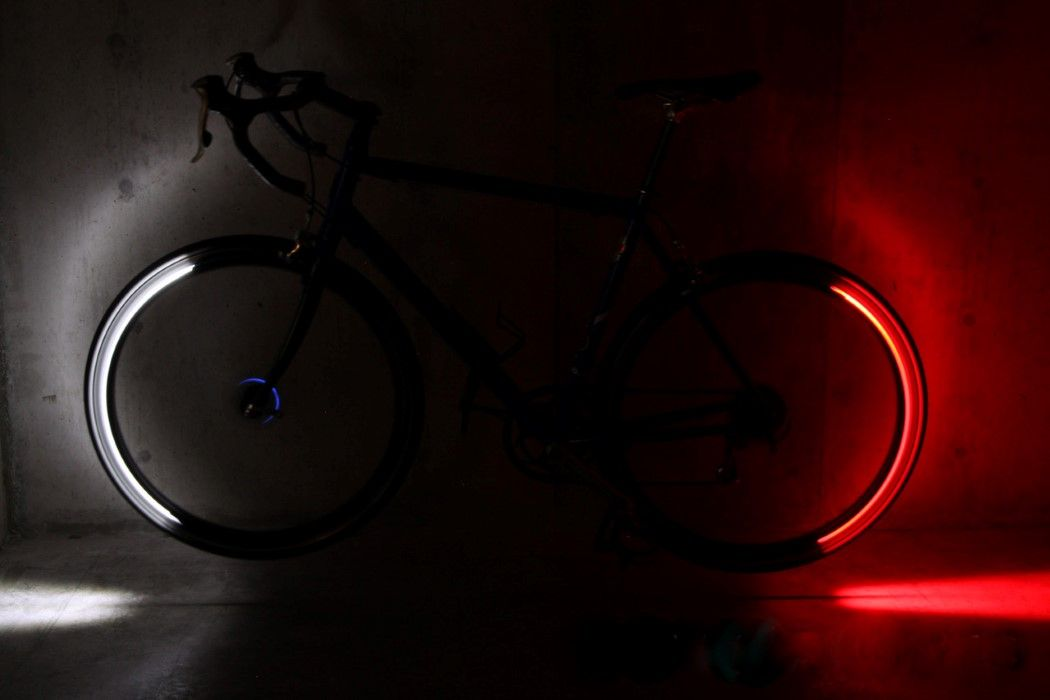 Revolights 4 Bike Lights Cycling Safety Modern Lamp