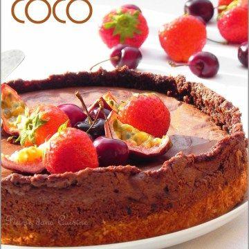Gâteau au coco à étages | Une Plume dans la Cuisine