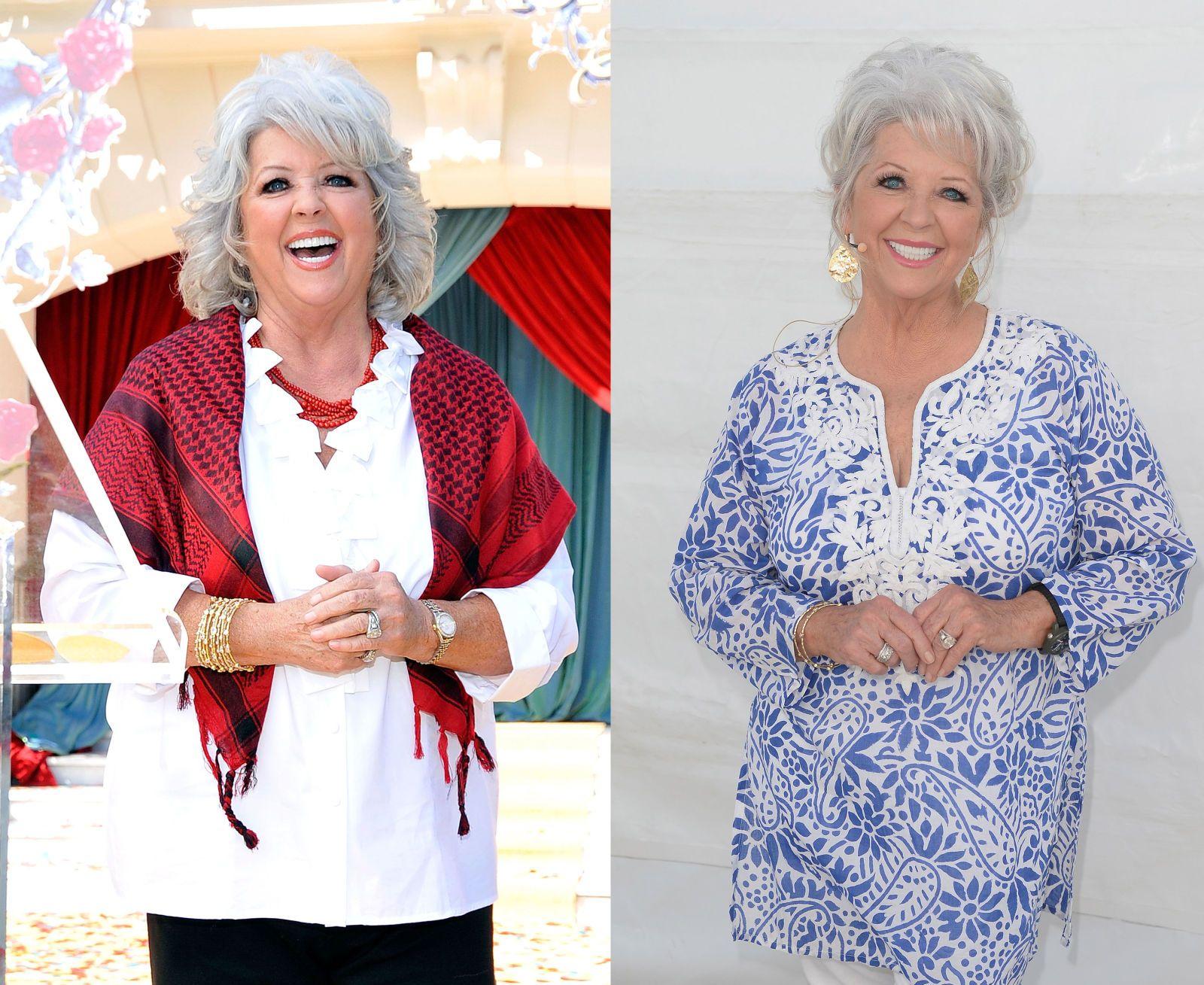 Paula Deen Reveals How She Lost 35 Pounds Paula Deen Paula Deen Recipes Paula