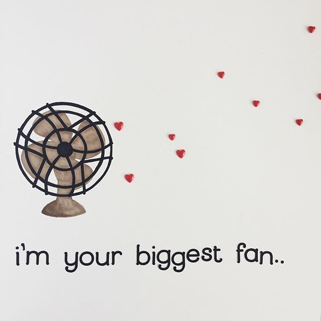 Tag someone you're a fan of!  #ctmh #closetomyheart #punny #papercrafting #papercrafts #crafts #imadeit