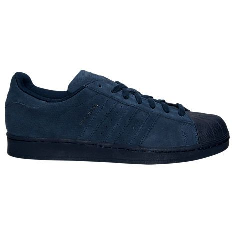 Men's adidas Superstar Mono Suede Casual Shoes| Finish Line