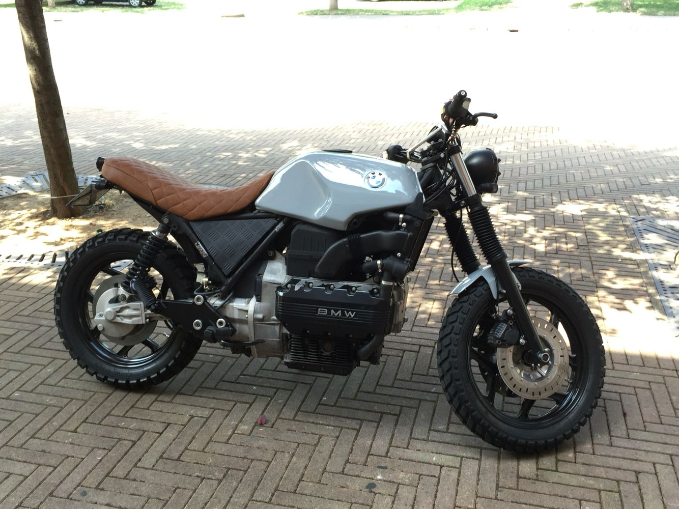 the my first bmw k100 scrambler bmw bmw k100 bmw. Black Bedroom Furniture Sets. Home Design Ideas
