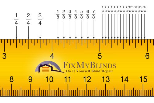 While Reading A Tape Measure Can Seem Intimidating At