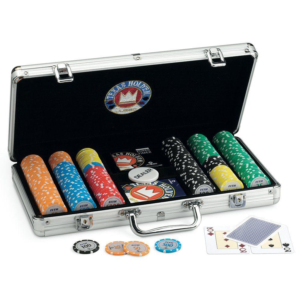 Spielanleitung Pokerkoffer