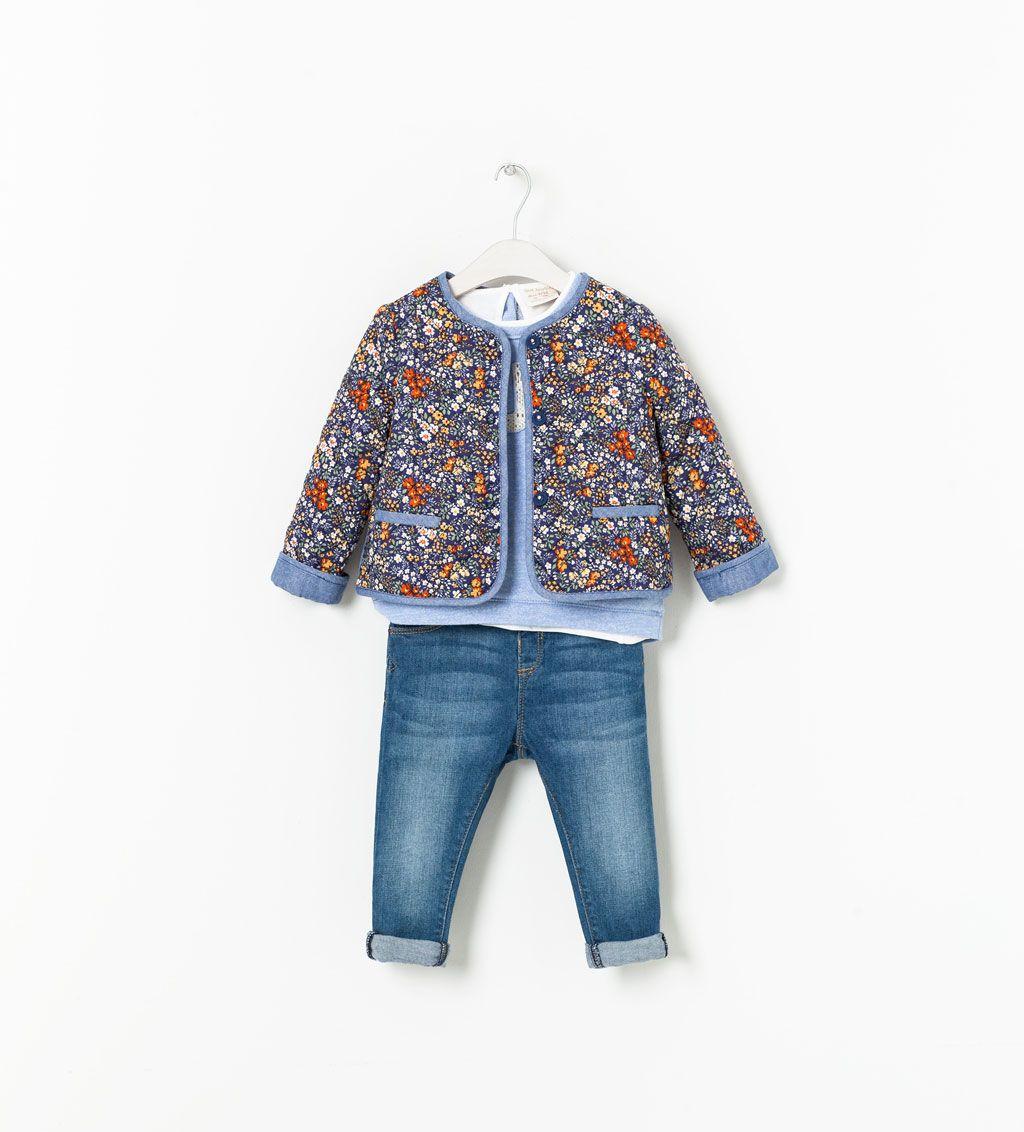 venta minorista 99ccd 830dd LOOK5 - Looks - Bebé niña (3 - 36 meses) - Niños | ZARA ...