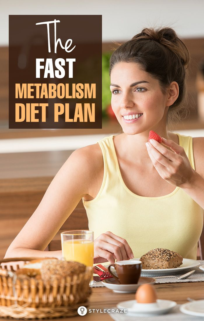 Photo of Fast Metabolism Diet – Phases, Recipes, What To Eat & Avoid