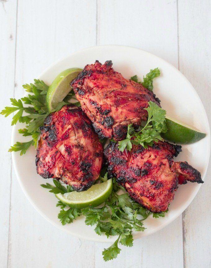 Tandoori Chicken Recipe #tandoorichicken