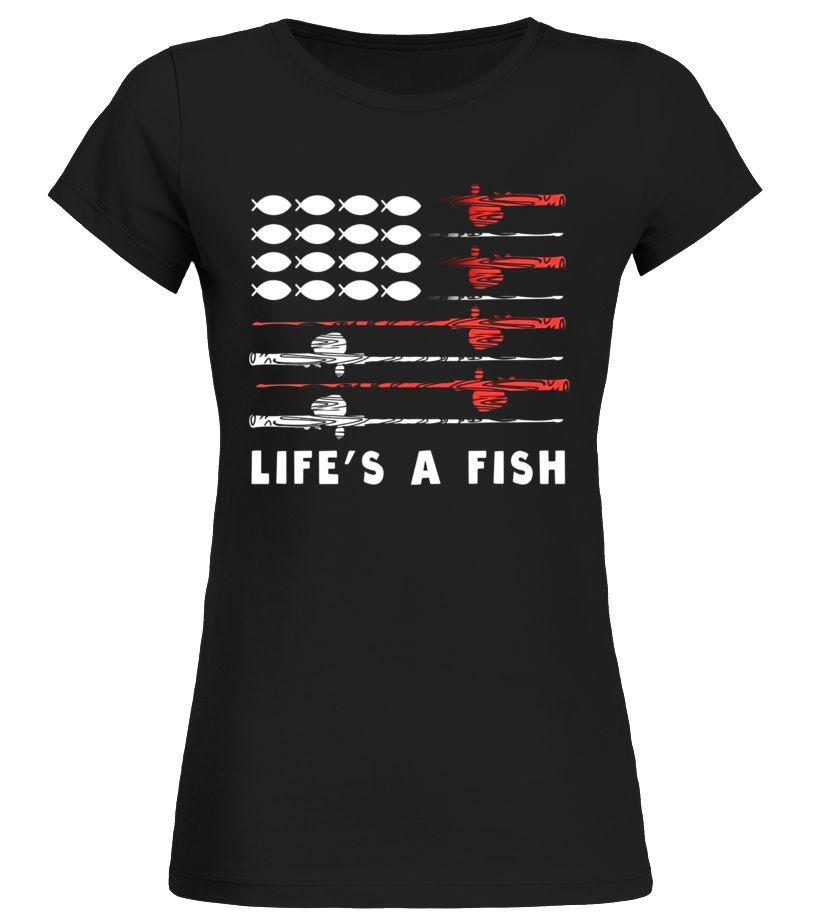 Download Patriotic American Flag Fishing T-Shirt, Great Bass Shirt ...