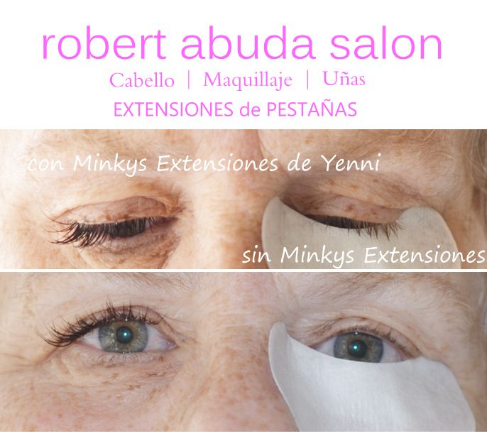 Hair Salon Merida | MINKYS Extensiones de Pestañas Merida.  Salon de Belleza Merida.  Eyelash Extensions Minkys.  Tel 926 3015
