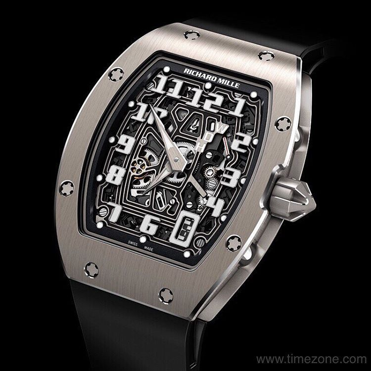 b11dc17d8ee Introducing the Richard Mille RM67-01 Automatic Extra-Flat with a ...