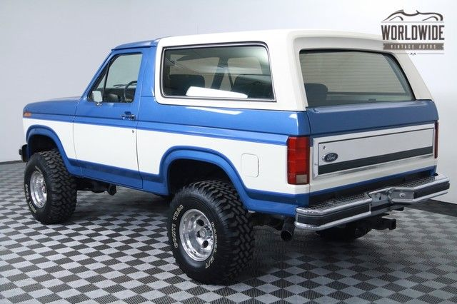 1985 Ford Bronco Google Search Cars Ford Bronco