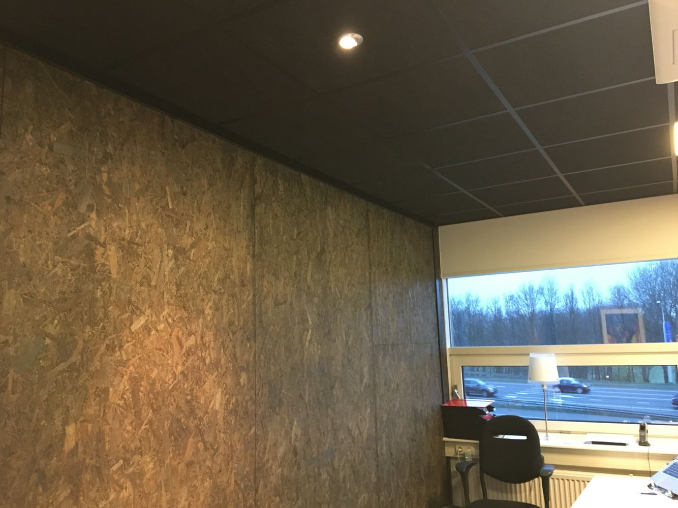 Kantoorinrichting Van Modelina : Osb black office kantoorinrichting