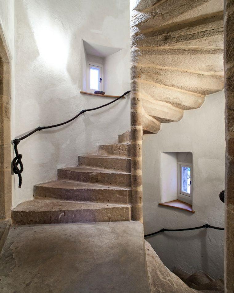 Best Escaleras Rústicas De Piedra Y Madera Más De 35 Diseños 640 x 480